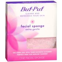 Buf-Puf Facial Sponge, Extra Gentle, 1 ea - 2pc