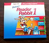Deluxe! Reader Rabbit 1 - Ages 3-6