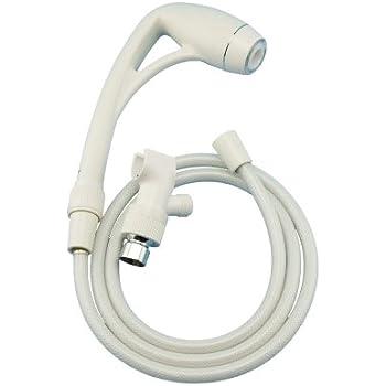 Oxygenics Body Spa Handheld Shower Kit, White
