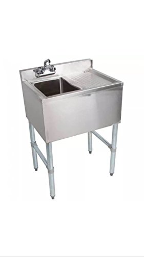 Compartment Bar Sink - 4