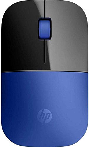 HP 4VY81AA#ABL Z3700 Wireless Blue Mouse (4VY81AA) (Computer For Hp Mouse)
