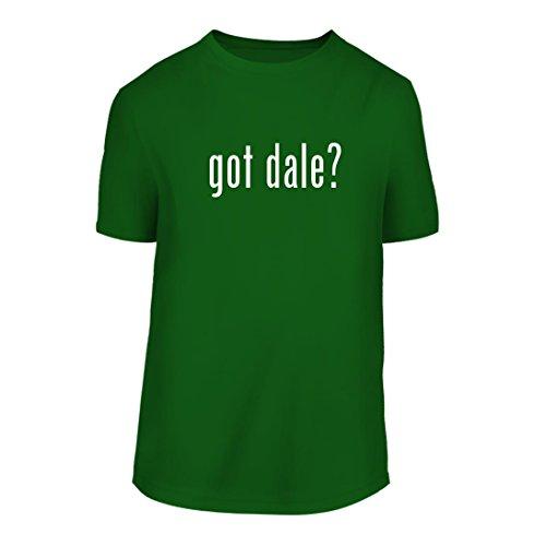 got dale? - A Nice Men's Short Sleeve T-Shirt Shirt, Green, Large