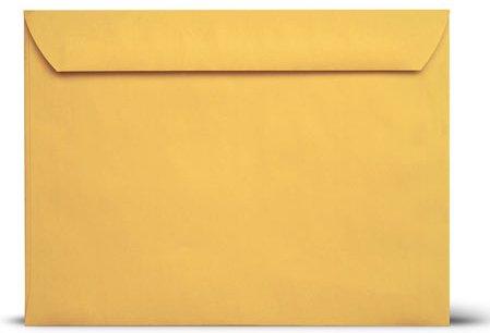 9x12 Booklet Envelopes 28Lb-Brown Kraft Open Side Envelopes 9 x 12-Large Envelopes 55/Pack ()
