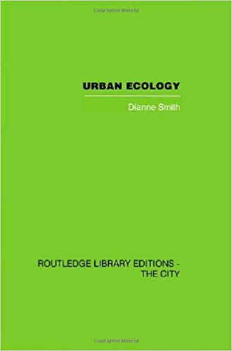 Urban Ecology (Routledge Library Editions: the City): Amazon