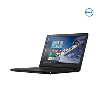 Dell Inspiron i5555-1428BLK 15.6 Inch Touchscreen Laptop (AMD A8, 6 GB RAM, 1 TB HDD, Black Gloss)