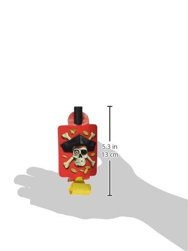 Unique Blowouts 8/Pkg-Pirates Bounty by Unique (Image #2)