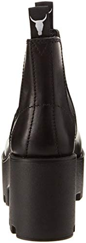 Donna Stivaletti Nero 001 Windsor Black Smith Helsinki T16wx8C