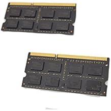 G.SKILL 8GB (2 x 4GB) 204-Pin DDR3 SO-DIMM DDR3 1333 (PC3 10600) Laptop Memory Model F3-10600CL9D-8GBSQ