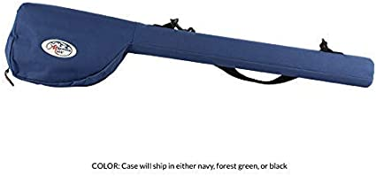 Amazon Com Mountain Cork 9 Ft 4 Pc Fly Rod Case Assorted Colors General Sporting Equipment Sports Outdoors