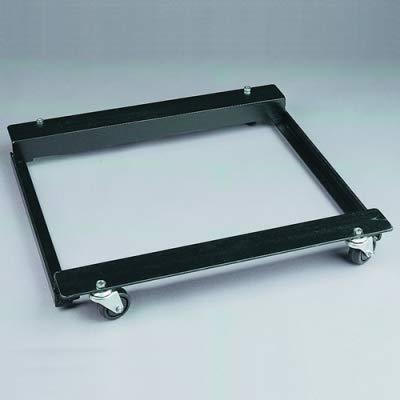 Caster Wheel Frame for 6-Pack Cylinder Rack