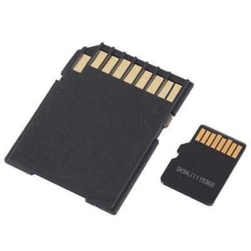 4GB MicroSD Flash Memory Card TF Card +Adapter (1pcs)