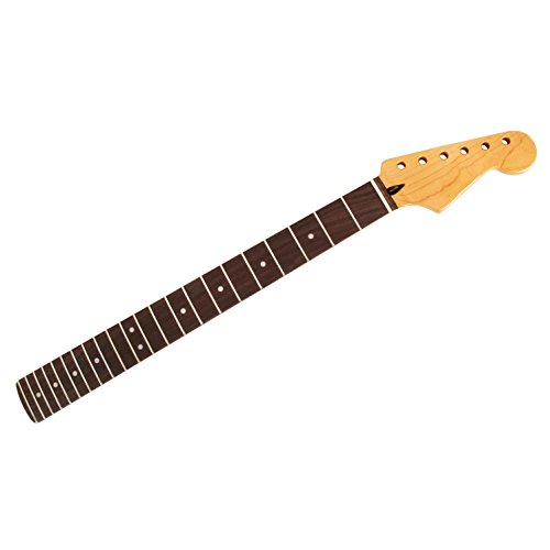 Mighty Mite Vintage Amber Neck for Strat, Indian Rosewood Fingerboard