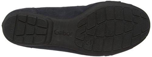 Gabor - Comfort Sport 02.643, Ballerine Donna, Blau (ocean 46), 42 (8 uk)