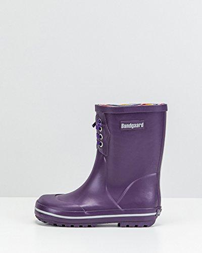 Bundgaard Kids Classic Rubber Boots Rubberboots Purple 26
