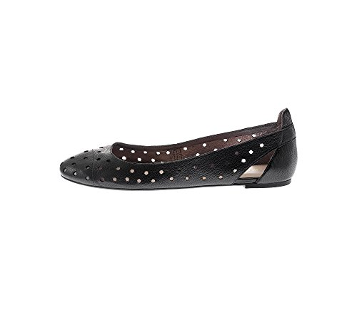 Nine West Kvinners Marie Ballett Flat Svart