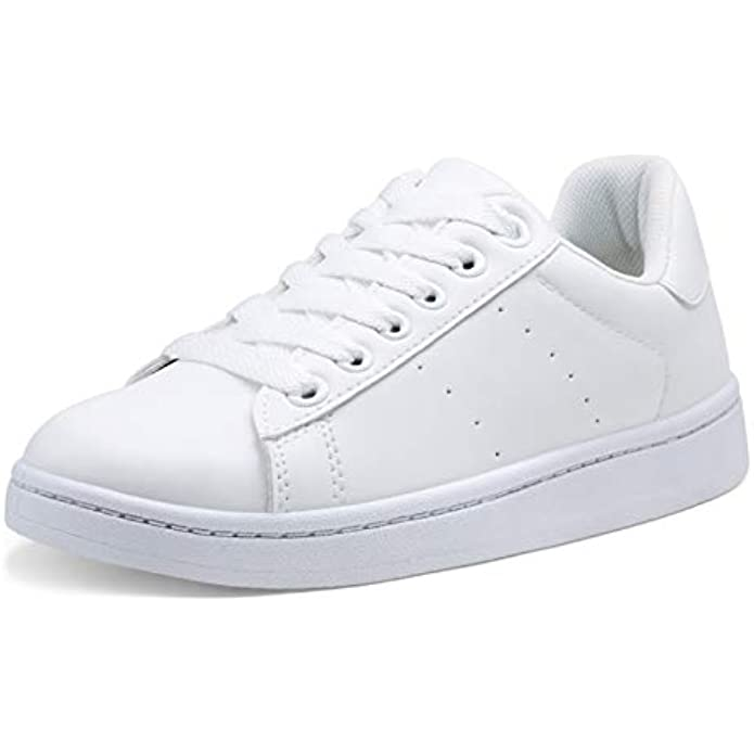 VEPOSE Women's 02A Fashion Sneakers Casual Shoes Comfortable Dress Sneaker Women