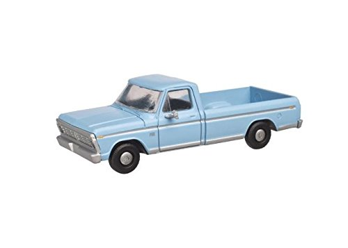 N FORD F-100 PICKUP - BLUE