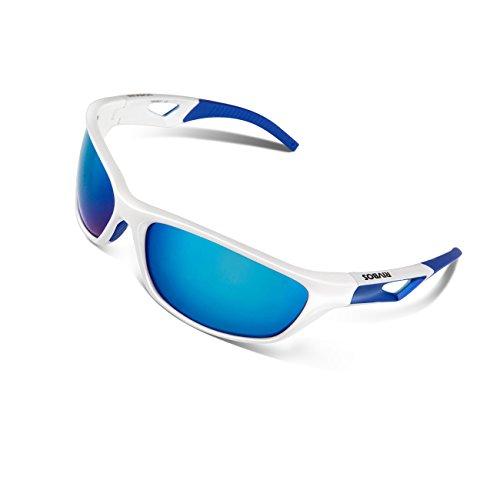 RIVBOS Polarized Sunglasses Unbreakable Baseball product image