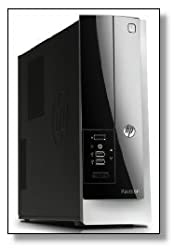 HP Pavilion Slimline Desktop (Intel Quad-Core Processor up to 2.66GHz, 8G DDR3 Memory, 1TB HDD)(Certified Refurbished)