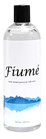 Fiume - Lube For Men - Lube For Women - Water Based Lubricant (Glide Bottiglia Lubrificante)