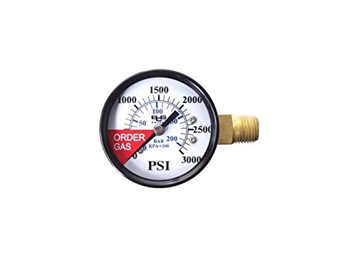 Price comparison product image Gauge - High Pressure (RHT)