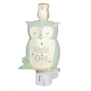 """""""Night Owl"""" Night Light"""
