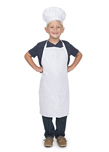 (Kidcostumes Chef Set Apron and Hat Youth)