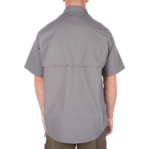 Hombres camiseta algod 5 71152 11 Tactical Tactic de manga corta 4OIZCx