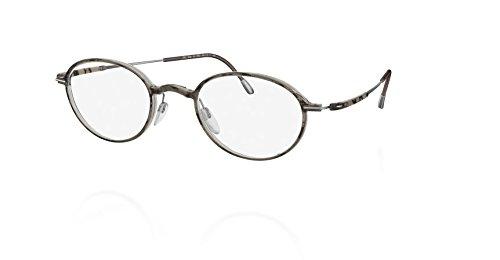 Silhouette Eyeglasses 2878 Titan Dynamics Fullrim Titaniu...