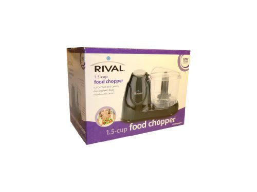 Rival 1.5-cup Food Chopper