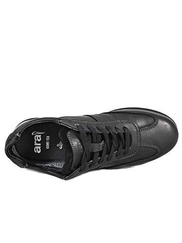 Ara Finn, Sneaker Uomo Schwarz (Black 01)