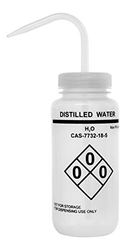 500ml Capacity Labelled Bottle Distilled product image