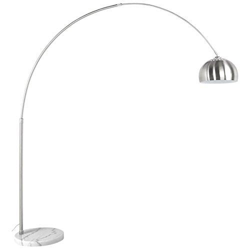 cepillado acero inoxidable de lámpara WILSON pie Diseño L54RAj3