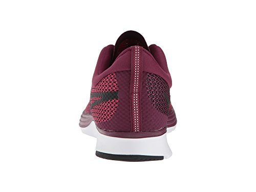 a2d673b578eef Nike Womens WMNS Zoom Strike Bordeaux/Black Rush Maroon WHT Size 7.5