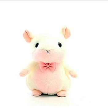 Hámster Lindo Kawaii Animal Doll Suave Juguete De Felpa ...