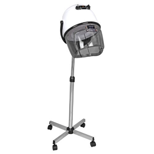 Ovente HDS11W Professional Salon Hair Dryer with Stand by Ovente