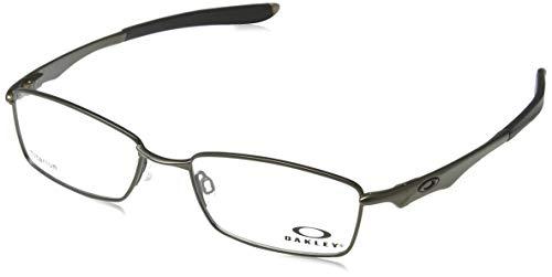 Oakley Wingspan Men's Active Prescription Optical Frame - Pewter/Size ()