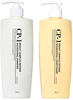 Esthetic House CP-1 Nourishing Shampoo + Conditioner 500ml SET KOREA Beauty