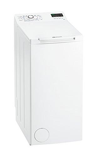 Bauknecht WMT EcoStar 732 Di Waschmaschine TL / A+++ / 174 kWh/Jahr / 1200 UpM / 7 kg / Startzeitvorwahl und Restzeitanzeige /FreshFinish - verhindert zuverlässig Knitterfalten / weiß