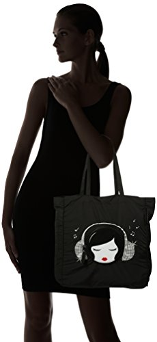 Guinness Lulu Disco Lulu Mano Negro Del negro Mujer De Para muñeca fZCqnZwA