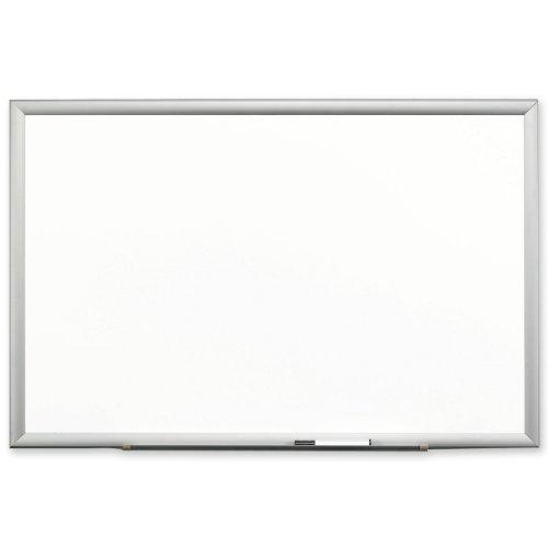 (3M Porcelain Dry Erase Board, 72 x 48 Inches, Aluminum Frame (DEP7248A))