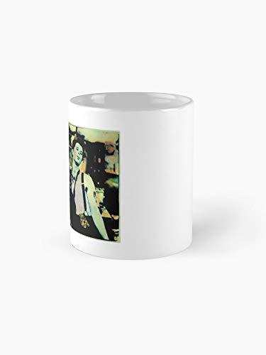 Swordfishtrombones Tom Waits 11oz Mug - Made from Ceramic - Best gift for family friends