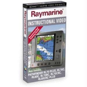 Bennett Dvd Raymarine Radar - Bennett Training DVD Raymarine RL Series Radar