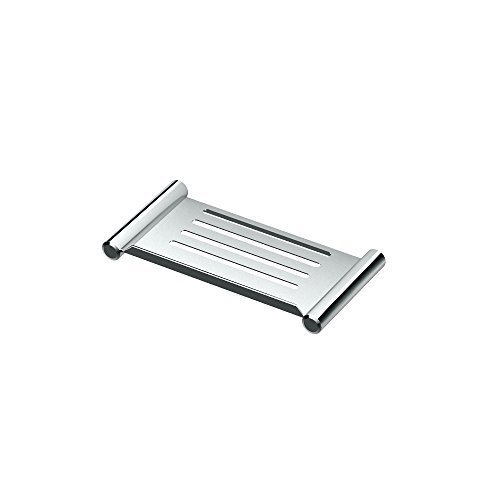 Gatco 1467 Elegante Shower Shelf, Chrome, 10 by Gatco