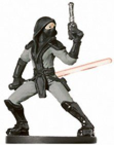 Star Wars Miniatures: Dark Side Adept # 57 - Revenge of the Sith