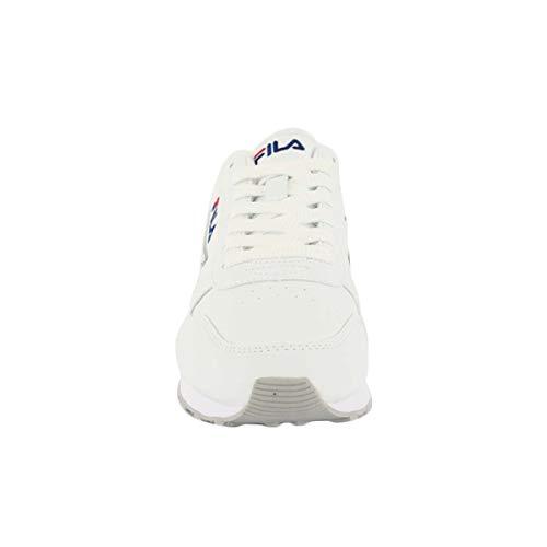 Scarpe Orbit White 10102631fg Sportive Low Fila ftxqwSOf