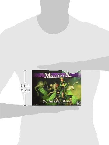 Wurd Miniaturen Malifaux neverborn keinen Schutz Hier Model Kit