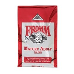 Fromm Family Foods Classic Mature Adult Dry Dog Food 33 lb Bag (1 Pack), one size