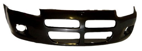 OE Replacement Dodge Stratus Front Bumper Cover (Partslink Number CH1000323)