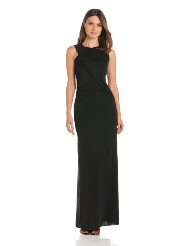 BCBGMAXAZRIA Women's Simone Draped Dress